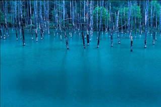 آبی ترین آب در دنیا!