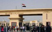 بازگشایی گذرگاه رفح توسط مصر