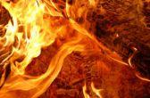 مرگ مجری صداوسیما در میان شعلههای آتش