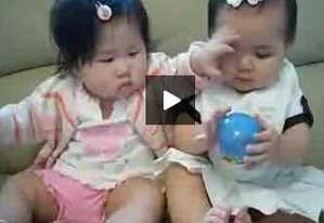 کلیپ / دعوا دو دختر ژاپنی