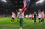 رونمایی از پیراهن آمریکا در جام جهانی جنجال آفرید + عکس