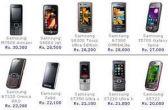قیمت جدید انواع گوشی موبایل + جدول