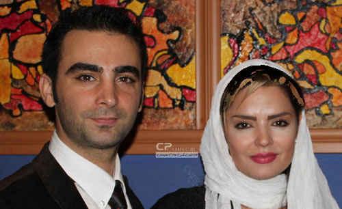 عکس سپیده خداوردی و همسرش