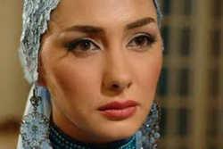 هانیه توسلی در لباس عروس + عکس