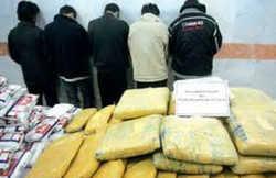 افزایش ۷۰ درصدی کشف مواد مخدر در اصفهان