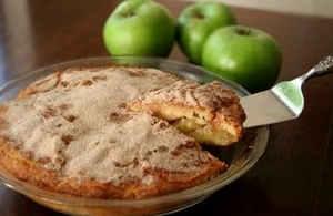 آموزش طرز تهیه کیک سیب و قهوه