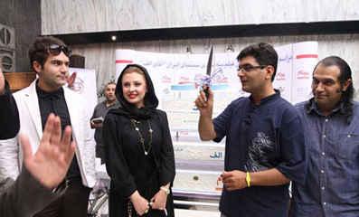 عکس های جدید نیوشا ضیغمی و همسرش