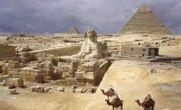 کشف اهرام جدید در مصر توسط Google Satellite