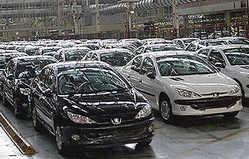 قیمت خودرو در بازار یک میلیون کاهش یافت