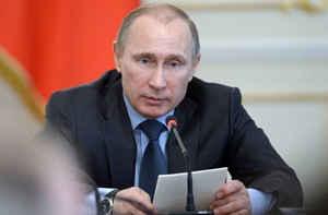 سخنان و تقاضای پوتین از هواداران نظام فدرالی اوکراین