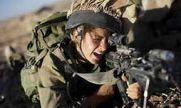 زنان ارتش «اسرائیل» در مرز صحرای سینا + عکس