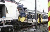 آمار دقیق؛ برخورد قطار تهران – مشهد ۱ کشته ۲۰ مجروح