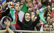 حضور زنان در ورزشگاه برای دیدن والیبال منعی ندارد