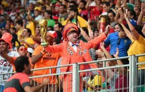 شکست تیم فوتبال اسپانیا - هلند