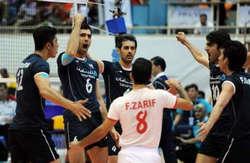 والیبال ایران Iran Volleyball