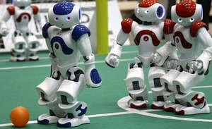 RoboCup World Championship in Brazil 2014