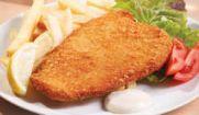 دستور پخت و تهیه شنیسل ماهی