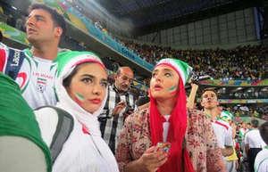 عکس جدید ستایش و لیندا کیانی در جام جهانی 2014 برزیل