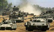 آغاز حمله زمینی رژیم صهیونیستی به غزه