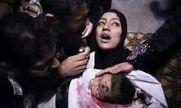 حمله اسرائیل به نوار غزه / شهدای غزه ۳۵۸ نفر