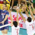 والیبال ایران در دومین حضور چهارم شد