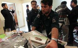 دستگیری اعضا شرکت هرمی