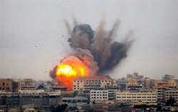 کمک مسلمانان روسیه به غزه