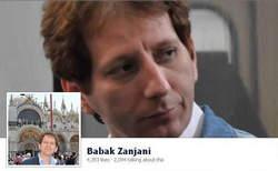 فیس بوک بابک زنجانی