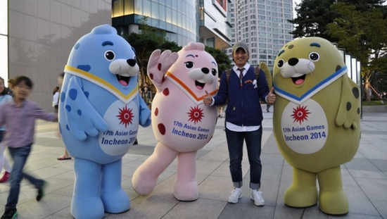17th Asian Games incheon 2014 South Korea