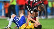 نتیجه دیدار برزیل و آلمان / آلمان ۷-۱ فینالیست شد !