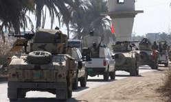 هلاکت اعضا داعش توسط ارتش عراق