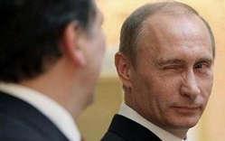 واکنش پوتین و روسیه علیه تحریم