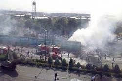 سقوط هواپیمای پرواز آنتونوف 140 تهران