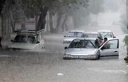 بارش باران و سیل / پیش بینی هواشناسی