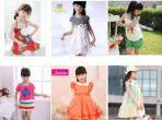 مدل های جدید لباس دختر بچه + عکس