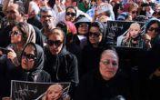 """تصاویر/ مراسم تشییع سیمین بهبهانی"""""""