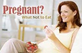 تغذیه زن حامله (باردار)