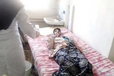 حادثه سقوط 30 زن به درون چاه + عکس