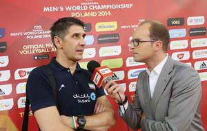 صعود تیم والیبال ایران به مرحله نهایی