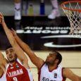 بسکتبال ایران با سه پله صعود در رده هفدهم جهان