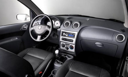 مشخصات فنی خودرو رانا + عکس