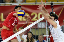 volleyball iran france fivb 2014 details