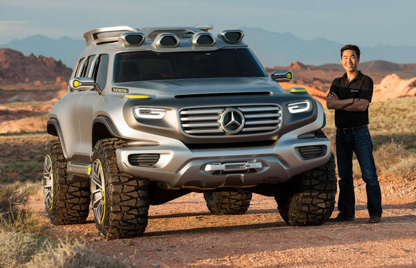 Mercedes-Benz-G-Force