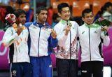 ۴مدال طلا/ نتایج ایران در رقابتهای کشتی آزاد اینچئون