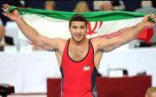 مدال طلا بر سینه « رضا یزدانی » آزاد کار فنی ایران