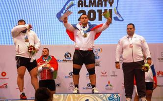 مسابقات وزنه برداری 2014 جهان - آلماتی