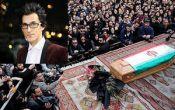 """تصاویر/ مراسم تشییع پیکر زنده یاد """"مرتضی پاشایی"""""""