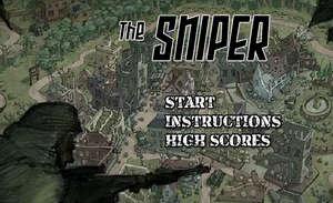 بازی the sniper hacked