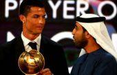 """جایزه بهترین بازیکن دنیا به """"کریس رونالدو"""" پرتغالی"""