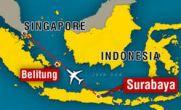 پیدا شدن ۴۰ جسد در پی ناپدید شدن هواپیمای مالزی